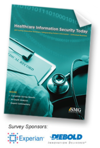 2011 Healthcare Information Security Today Survey with Sponsor Info